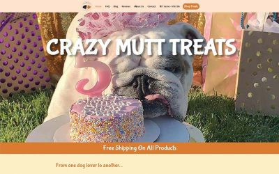 Crazy Mutt Treats