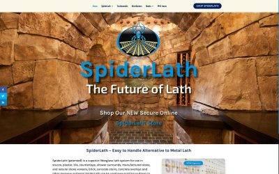 SpiderLath, New Online Shopping