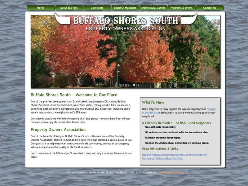 Oklahoma Website Designer