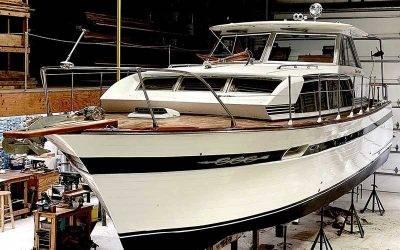 Howard Classic Boats Receives Award